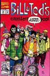 Cover for Bill & Ted's Excellent Comic Book (Marvel, 1991 series) #12