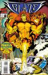 Cover for Blaze (Marvel, 1994 series) #4