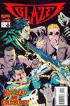 Cover for Blaze (Marvel, 1994 series) #11
