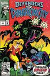 Cover for Defenders of Dynatron City (Marvel, 1992 series) #2