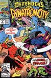 Cover for Defenders of Dynatron City (Marvel, 1992 series) #4