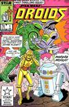 Cover Thumbnail for Droids (1986 series) #1 [Direct]