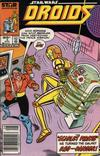 Cover for Droids (Marvel, 1986 series) #3 [Newsstand]