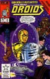 Cover for Droids (Marvel, 1986 series) #6 [Direct]