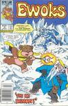 Cover for The Ewoks (Marvel, 1985 series) #6 [Newsstand]
