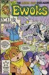 Cover for The Ewoks (Marvel, 1985 series) #8 [Direct]