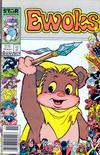 Cover for The Ewoks (Marvel, 1985 series) #10 [Direct]
