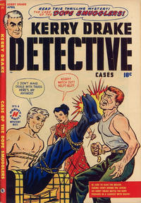 Cover Thumbnail for Kerry Drake Detective Cases (Harvey, 1948 series) #19