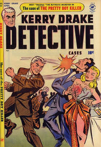 Cover Thumbnail for Kerry Drake Detective Cases (Harvey, 1948 series) #25