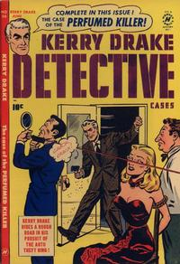 Cover Thumbnail for Kerry Drake Detective Cases (Harvey, 1948 series) #26