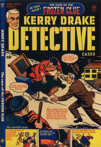Cover Thumbnail for Kerry Drake Detective Cases (Harvey, 1948 series) #27