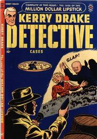 Cover Thumbnail for Kerry Drake Detective Cases (Harvey, 1948 series) #29