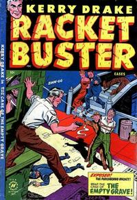 Cover Thumbnail for Kerry Drake Detective Cases (Harvey, 1948 series) #32