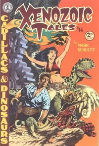 Cover Thumbnail for Xenozoic Tales (Kitchen Sink Press, 1987 series) #14