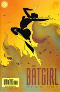 Cover Thumbnail for Batgirl Year One (DC, 2003 series) #5