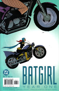 Cover Thumbnail for Batgirl Year One (DC, 2003 series) #6