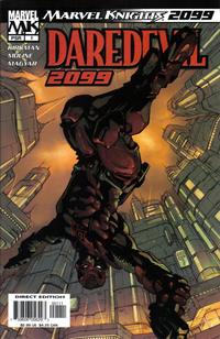 Cover Thumbnail for Daredevil 2099 (Marvel, 2004 series) #1
