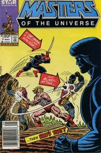 Cover Thumbnail for Masters of the Universe (Marvel, 1986 series) #7