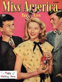 Cover Thumbnail for Miss America Magazine (Marvel, 1944 series) #v5#2 [26]