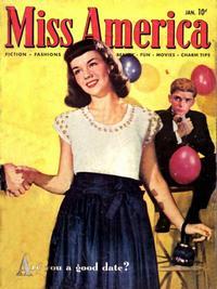 Cover Thumbnail for Miss America Magazine (Marvel, 1944 series) #v5#3 [27]