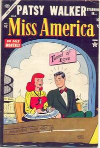 Cover Thumbnail for Miss America (Marvel, 1953 series) #62