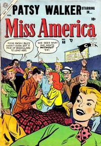 Cover Thumbnail for Miss America (Marvel, 1953 series) #68