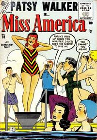 Cover Thumbnail for Miss America (Marvel, 1953 series) #70