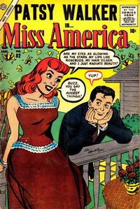 Cover Thumbnail for Miss America (Marvel, 1953 series) #82
