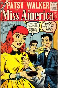 Cover Thumbnail for Miss America (Marvel, 1953 series) #84