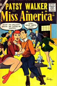 Cover Thumbnail for Miss America (Marvel, 1953 series) #85