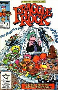 Cover Thumbnail for Fraggle Rock (Marvel, 1985 series) #1 [Direct]