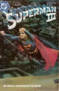 Cover Thumbnail for The Superman Movie Special (DC, 1983 series) #1