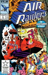 Cover Thumbnail for Air Raiders (Marvel, 1987 series) #2 [Direct Edition]