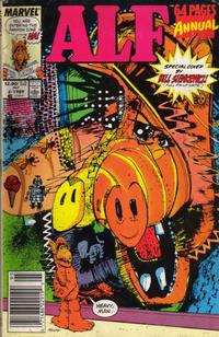 Cover Thumbnail for Alf Annual (Marvel, 1988 series) #2
