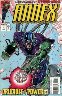 Cover Thumbnail for Annex (Marvel, 1994 series) #1