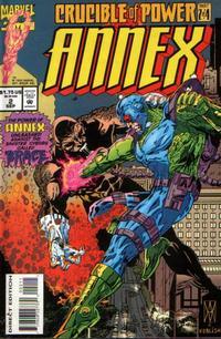 Cover Thumbnail for Annex (Marvel, 1994 series) #2