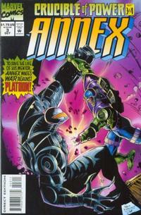 Cover Thumbnail for Annex (Marvel, 1994 series) #3