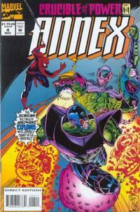 Cover Thumbnail for Annex (Marvel, 1994 series) #4