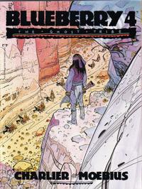 Cover Thumbnail for Epic Graphic Novel: Blueberry (Marvel, 1989 series) #4 - The Ghost Tribe