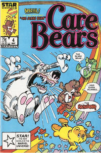 Cover Thumbnail for Care Bears (Marvel, 1985 series) #4 [Direct]