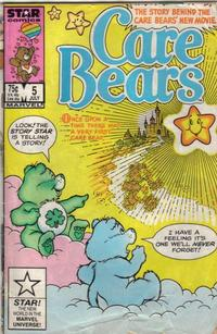 Cover Thumbnail for Care Bears (Marvel, 1985 series) #5 [Direct]