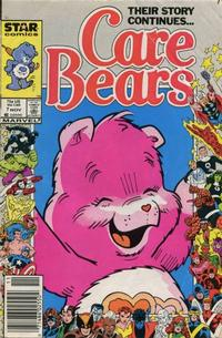 Cover Thumbnail for Care Bears (Marvel, 1985 series) #7 [Newsstand]