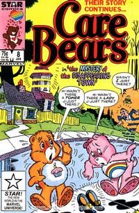 Cover Thumbnail for Care Bears (Marvel, 1985 series) #8 [Direct]