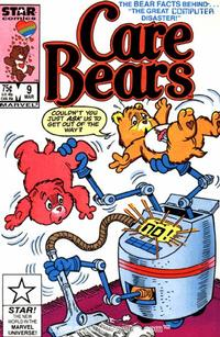 Cover Thumbnail for Care Bears (Marvel, 1985 series) #9 [Direct]