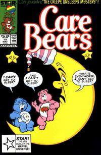 Cover Thumbnail for Care Bears (Marvel, 1985 series) #10 [Direct]