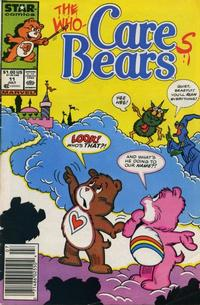 Cover Thumbnail for Care Bears (Marvel, 1985 series) #11 [Newsstand]