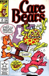 Cover Thumbnail for Care Bears (Marvel, 1985 series) #12 [Direct]