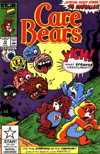 Cover Thumbnail for Care Bears (Marvel, 1985 series) #13 [Direct]