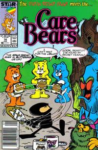 Cover Thumbnail for Care Bears (Marvel, 1985 series) #14 [Newsstand]