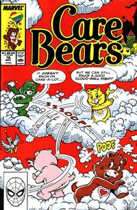 Cover Thumbnail for Care Bears (Marvel, 1985 series) #16 [Direct]